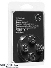 Mercedes Benz original Ventilkappe,Ventilzierkappe 4tlg.Set Chrom AMG