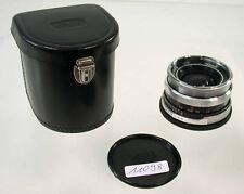 CARL ZEISS Ikon Skoparex 3,4/35 35 35mm F 3,4 Icarex BM TOP adapt. digital /18