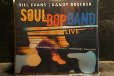 Bill Evans / Randy Brecker - Soul Bop Band / Live    2 CDs
