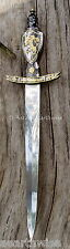 ATHAME - SHORT SWORD Wicca Pagan Witch Goth  Ritual Spell