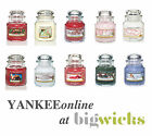 Yankee Candle Small Jar - Festive Selection - From 25% OFF