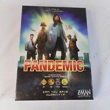 Pandemic Cooperative Board Game Z-Man