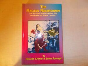 HARDCOVER MALLEUS MALEFICARUM