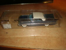 Vitesse 1/43  Chevrolet 1959 Impala closed convertible      near mint (15-032)