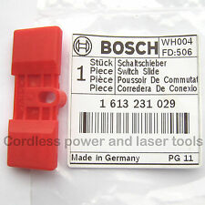 Bosch Forward/Reverse Switch Slide for GBH 18V-Li SDS Hammer Drill 1 613 231 029