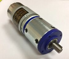 61RPM 24V DC Planetary Gear Motor 104:1 diameter 42mm