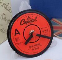 *new* THE MOTELS (Band) vinyl record CLOCK . An actual original vinyl record
