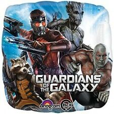 "1 X Guardians of The Galaxy Anagram 18"" / 45cm Helium Foil Balloon 2944001"