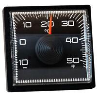 Bimetall Thermometer justierbar von RICHTER / HR Art. 3504 magnetisch + Halter