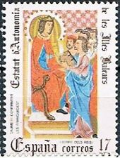 ESPAÑA 1984. Estatuto de Autonomía de Baleares. Edifil 2739