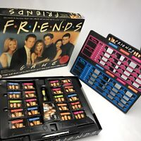 Friends TV Series Board Game 1999 Vintage Collectible Warner Bros Character Rare