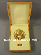 Rumänien: Orden Tudor Vladimirescu 2.Klasse (1966-1990), mit Verleihungsetui