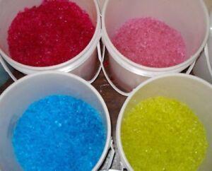 water gel crystals Creative wedding centerpieces - Vase filler diamond crystals