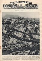 1944 London News January 1-Normandie goes to dry dock; Battles in Russia; Tarawa