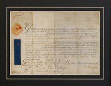 King George III American Revolutionary War Rev SIGNED
