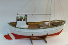 "Brand new, Rc capable model ship kit by Nordic Class: the ""Big Svea"" Fisher"