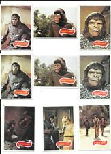 49 Topps 1967 Planet Of The Apes Cards 15 Doubles