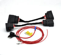 For VW Transporter T5 TO T5.1 FaceLift Headlight Conversion adaptor Harness