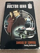 Doctor Who Shroud Of Sorrow By Tommy  Donbavand Paperback Love Read Books