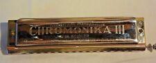 C56 Authentique harmonica Honher germany allemangne avec étui d'origine