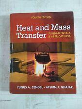 Heat and Mass Transfer: Fundamentals & Applications - Yunus Cengel 2900073398128