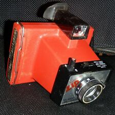 Vintage Polaroid electric zip POLAROID LAND CAMERA Instant 87 & 88 Film Camera