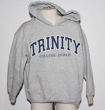 Trinity College Dublin Ireland Kids 5/6 Gray Hoodie