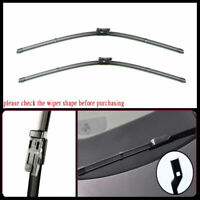 FOR Chevrolet Silverado 2500 HD Front Windshield Wiper Blades 2014-2018 23417074