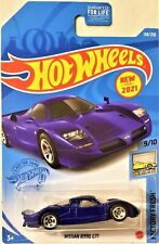 Hot Wheels - 2021 Factory Fresh 9/10 Nissan R390 GT1 138/250 (BBGRX35)