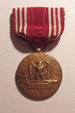 VINTAGE WW II U.S. Army Good Conduct Military Medal