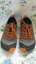 merrell lithe glove athletic hiking running sneakers mens 7, womens 9
