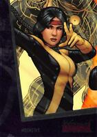 MOONSTAR / Women of Marvel Series 2 (2013) BASE Trading Card #50