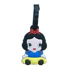 Snow White Luggage Tag