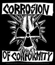 Corrosion of Conformity - Skull Logo - Sticker