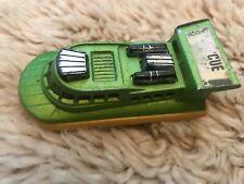 Matchbox Superfast No. 72 & 2 Metallic Green Hovercraft