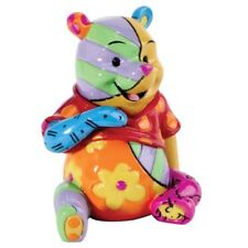 Enesco Disney by Britto Pooh Mini Figurine 2.6-inch 4026296 divers