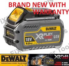 DeWALT DCB546 18V/54V 6.0Ah/2Ah Li-Ion Battery Pack XR FLEXVOLT NEW