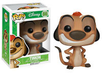 IL RE LEONE THE LION KING TIMON VINYL POP FUNKO FIGURE DISNEY SIMBA PUMBAA #1