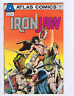 Iron Jaw #1 Atlas Comics 1975