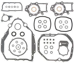 Engine Gasket Set - Honda CX650 CX650C GL650 GL650I Silver Wing Gaskets Kit