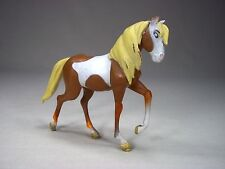Burger King Spirit Stallion of the Cimarron Rain Horse Figure Toy Cake Topper