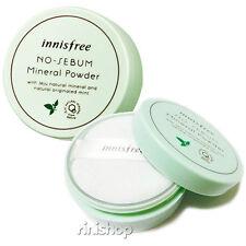 [INNISFREE] No Sebum Powder Mint 5g for Oily Skin Rinishop