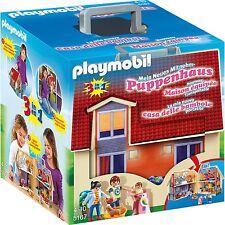 PLAYMOBIL Neues Mitnehm-Puppenhaus, Konstruktionsspielzeug