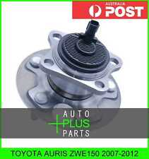 Fits TOYOTA AURIS ZWE150 Rear Wheel Bearing Hub