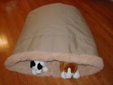 Lg  Dog Sleeping Bag ( solid color )
