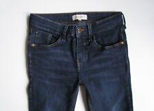 RIVER ISLAND Dark Blue  Skinny Jeans Jeggings Size 6 R