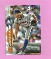 2020 Topps 582 Montgomery Club Foil Stamp #433 Noah Syndergaard New York Mets