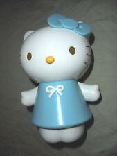 "Sanrio Hello Kitty Bank 6"" Plastic Rare HTF Toy w/o bottom"