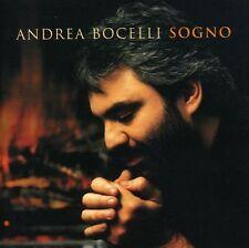 Andrea Bocelli - Sogno [New CD]
