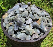 1/4 lb Bulk Lot Natural Rough Labradorite (Raw Rock Stone 1/4 Pound, 4 oz)